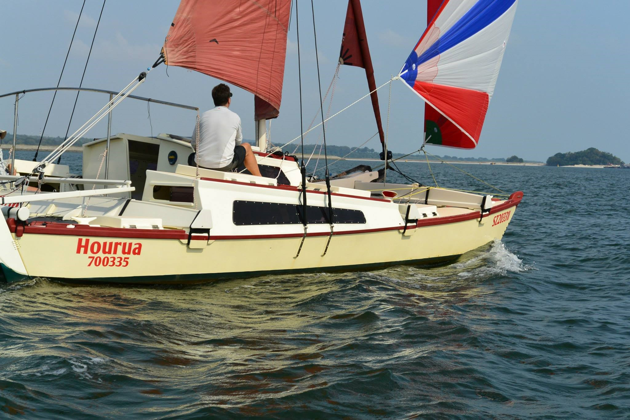Asian used sailboat for sale agree